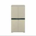 Nilkamal Double Door Plastic Cabinet - Medium Size, Model Name/number: Fmm