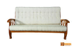 Doha Teakwood 3 Seater Sofa