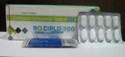 Ciprofloxacin Hydrochloride Tablets IP