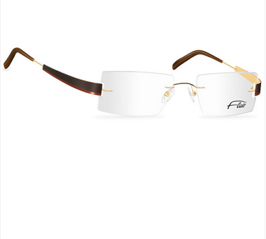 Flair Spectacle Frame 975, Digang Optical | ID: 19505467373