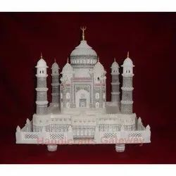 Decorative Marble Taj Mahal Replica