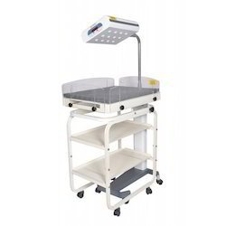 LED Phototherapy Stand With Trolley