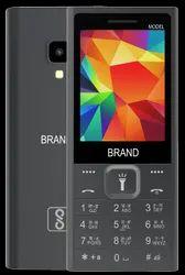 OEM Gsm 2.4 Inch Selfie Feature Phone / Mobile Phone / Keypad Phone