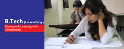 B Tech Lateral Entry Course