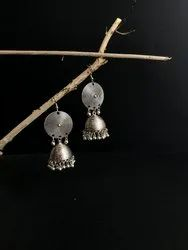 Oxidized Earrings OXE 60