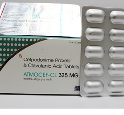 Cefpodoxime Proxetil Clavulanic Acid Tablet