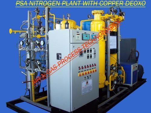 PSA Nitrogen Generator - PSA Nitrogen Gas Plant Manufacturer from