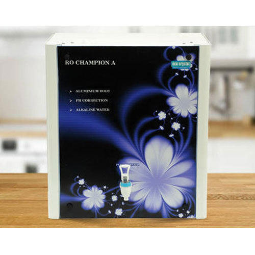 Stainless Steel RO Champion A Water Purifier