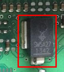 SM5A27 IC Chip