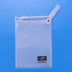 PVC Slider Zip Bag