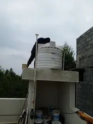 Water Tank Cleaning Servicing