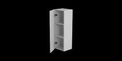 Vertical Cabinet - Accord Vertical Cabinet - White