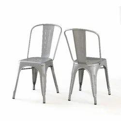 Metal Chair Set
