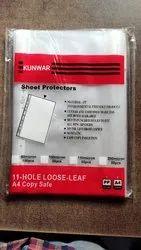 Sheet Protector Folder KUNWAR
