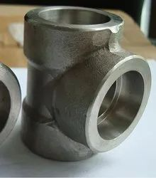 Stainless Steel Forged Tee