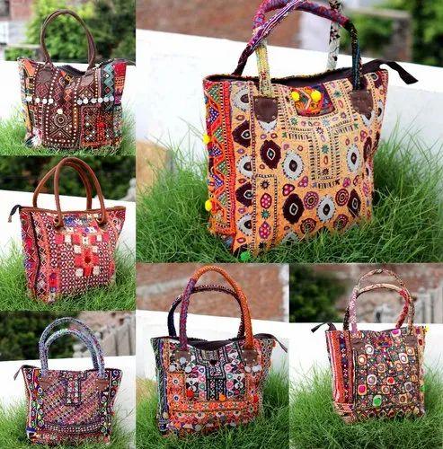 Bhawana Handicrafts - Manufacturer of Banjara Bags & Banjara