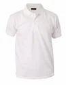 Corporate White T Shirt