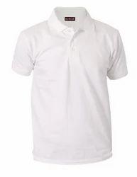 White Corporate T Shirt
