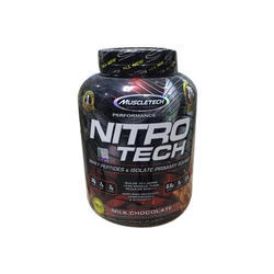 Muscletech Nitro-Tech, Boost Energy And Muscle Building
