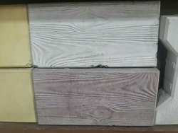 concrete Wooden Pattern Paver Tile, Thickness: 60mm, Size: 30 * 15
