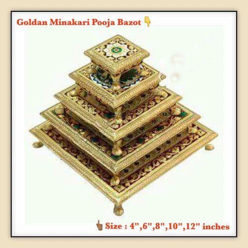 Pooja Bazot - Goldan Minakari
