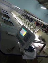 Computer Embroadry Chinese Macin,s