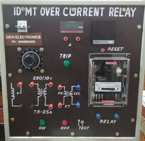 IDMT Over Current Relay - View Specifications & Details of Idmt