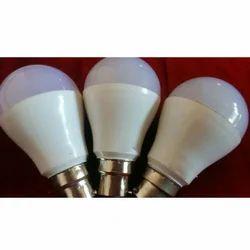 Round LED Light Bulb