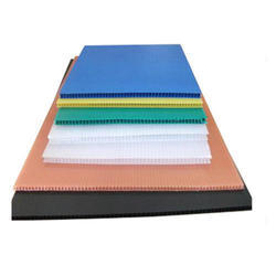 PP Corrugated Punching Sheet
