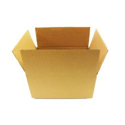 8.5x6x3 Inch Brown Packaging Corrugated  3 Ply Box