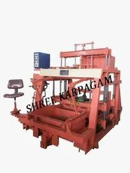 Cement Solid Block Making Machine Auto Feeder