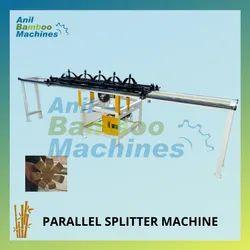 Parallel Bamboo Splitting Machine