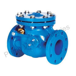 Kirloskar Cast Iron Non Return Valve
