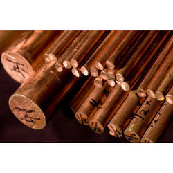 Electrolytic Copper Rods