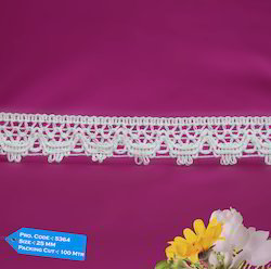 Saree Cotton Lace Ribbon