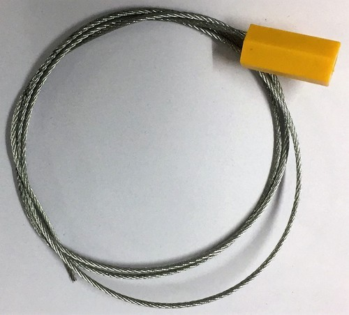 Wire Lock Seal 1mtr Long at Rs 40 /number | Wire Seals | ID: 16399793488