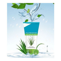Sovam Pollution Defence Aloe Vera Herbal Face Wash