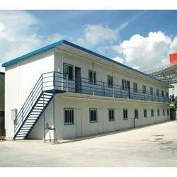 Steel Modular Prefabricated Building, for Shop