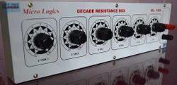 Decade Resistance Box, ML 1006