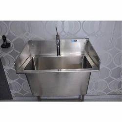 One Station Surgeon Scrub Sink