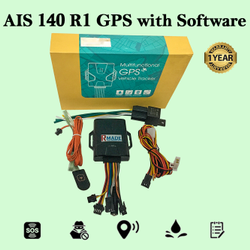 AIS 140 GPS Tracking System With Vahan Portal
