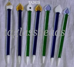 Long Size Nails Glass Smoking