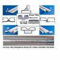Ceramic Backing Strips