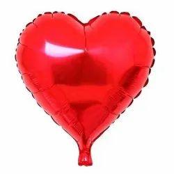 HeartShaped Foil Balloon