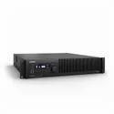 1800 W Per Channel Clas -h Power Amplifier