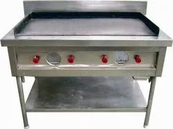 Commercial Dosa Gas Stove, For Hotel