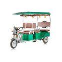 Pollution Free Electric Rickshaw