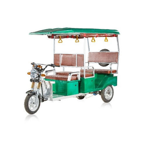Pollution Free Electric Rickshaw
