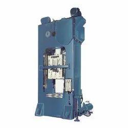 C Frame Single Action Power Press Machine