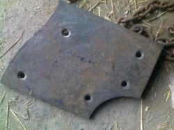 Linoff Plant Mixer Liner Plate